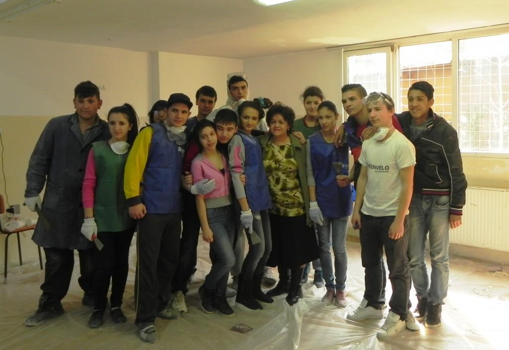 La Liceul de Mecanică Fină București, transformarea vine din interior